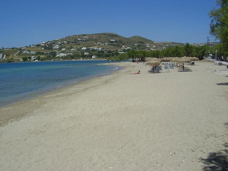 Plage de Livadia - Paros Grèce<