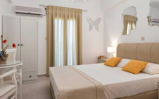 New Superior 1 room for an unforgettable holiday in Paros!