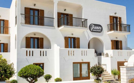 Ranking of Panos Studios in booking.com – Panos Studios in Paros